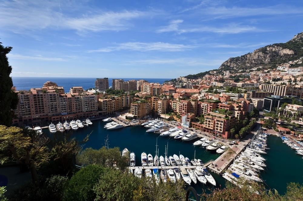 Luxusní lodě - Monako