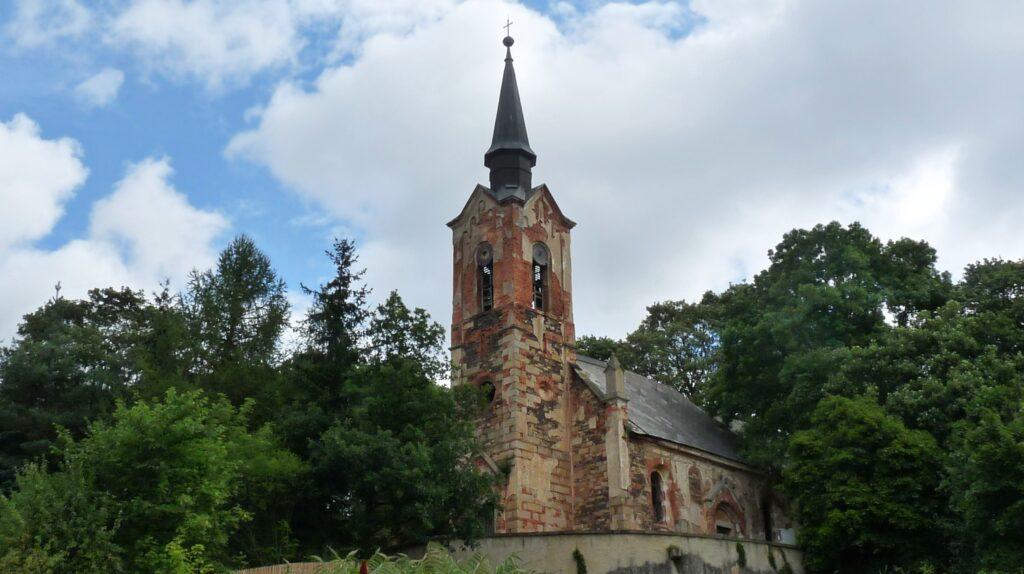 kostel sv jiri