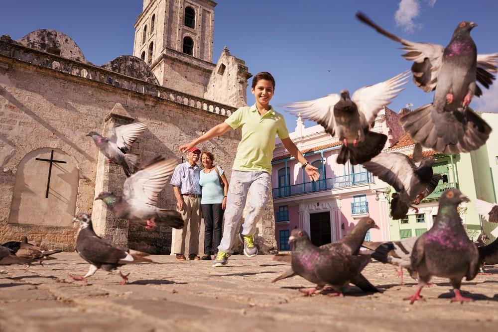 Kuba město