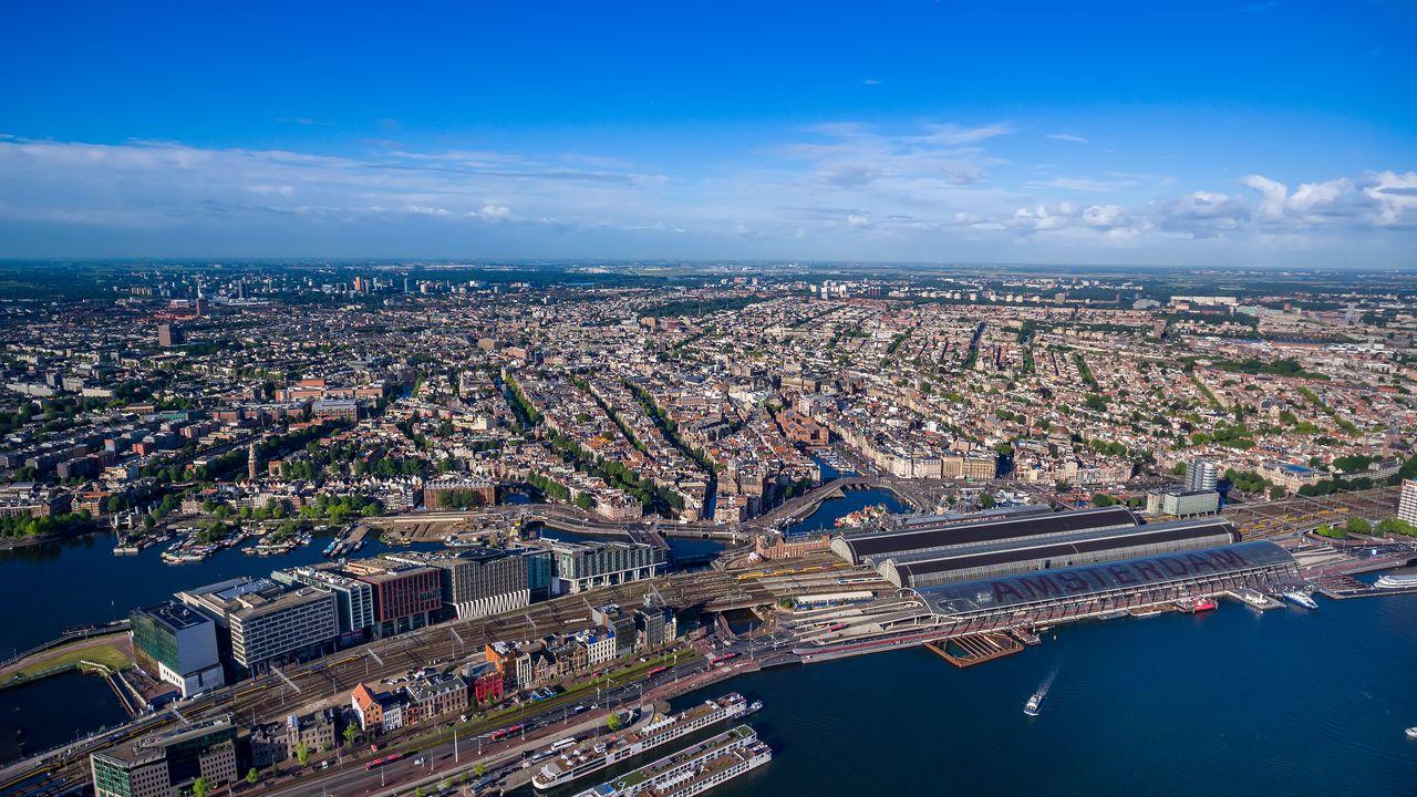 Mesto Amsterdam, Nizozemí