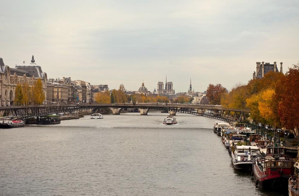 Seina - Paříž