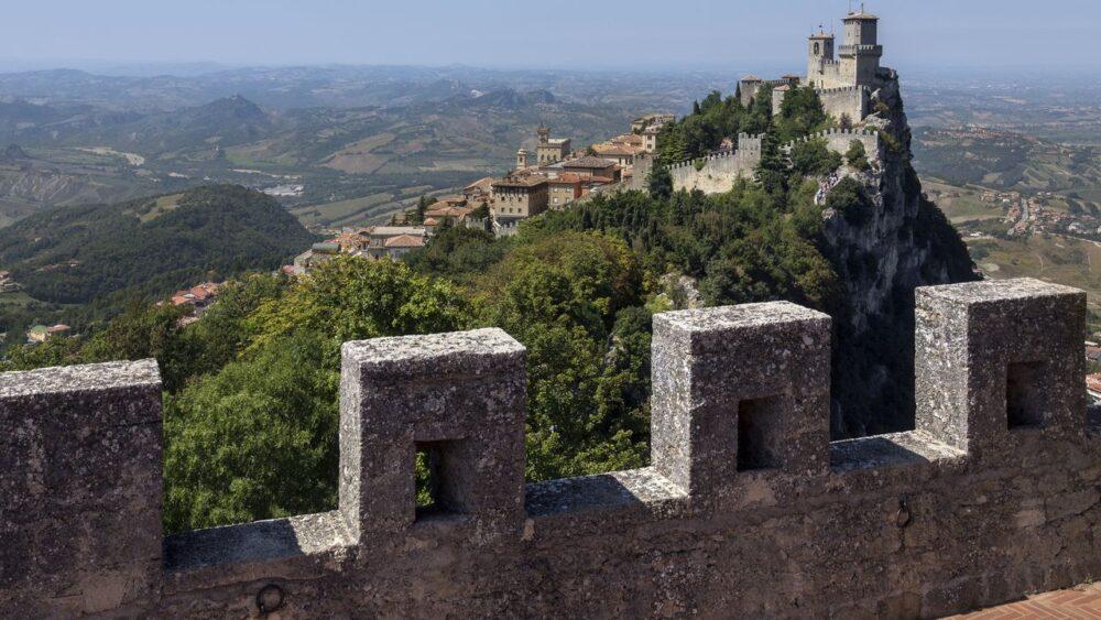 Pevnost-San-Marino