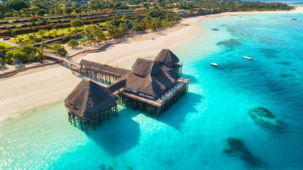 Plaze-v-Zanzibaru
