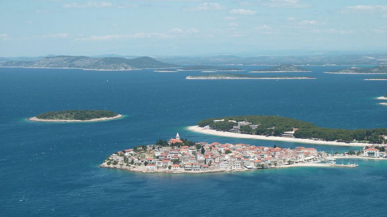 Primošten - Chorvatsko