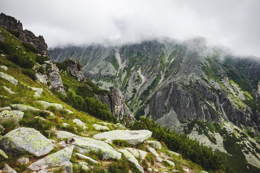 Tatry na Slovensku