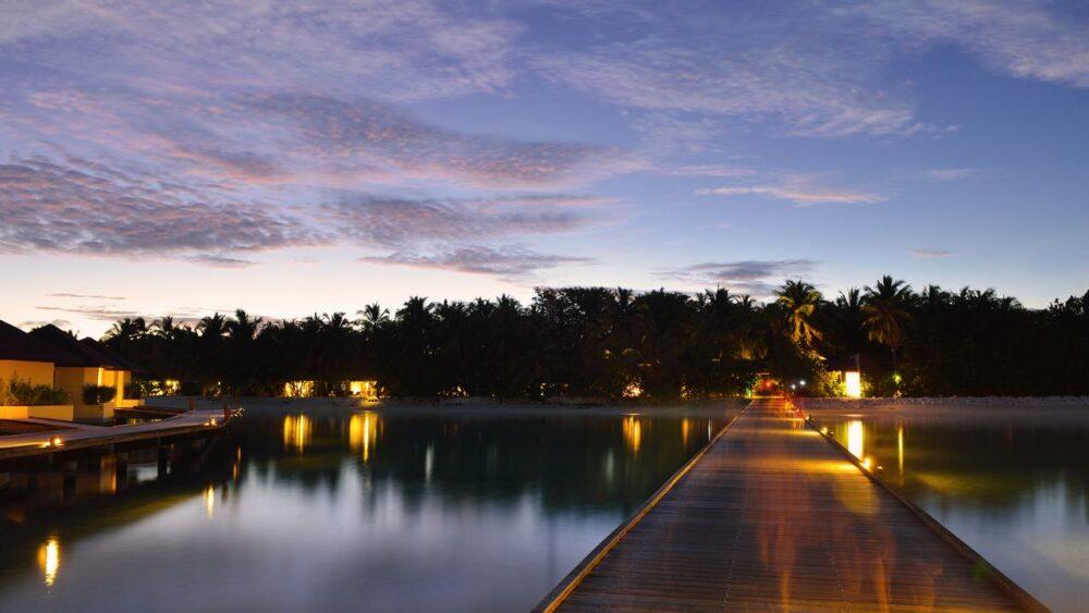 Resort Maledivy