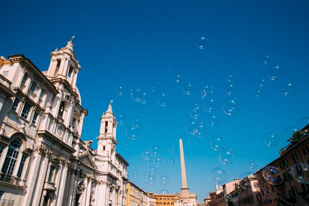 Sant\'agnese v Piazza Navona