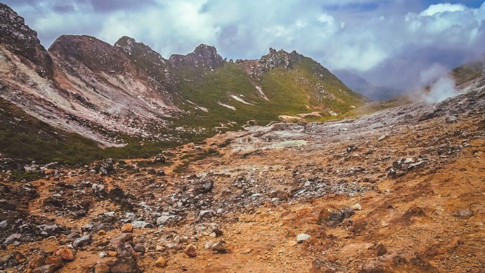 Sopka Sibayak