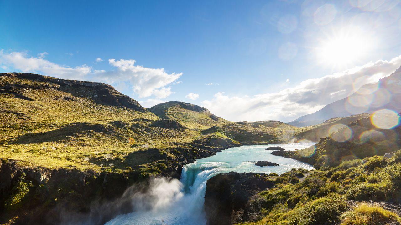 Vodopády v Chile