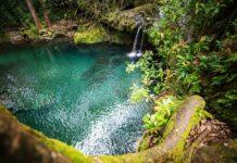 vodopady havaj