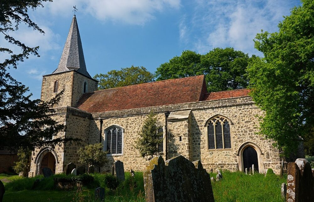 kostel pluckley