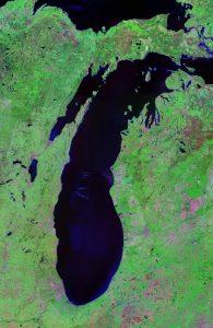 michiganské jezero