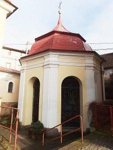 Male Svatonovice kaplicka