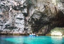 jeskyne Melissani