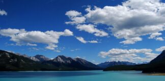 kanadske jezero