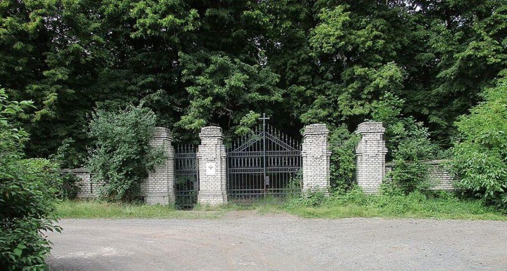 ustavni hrbitov Bohnice