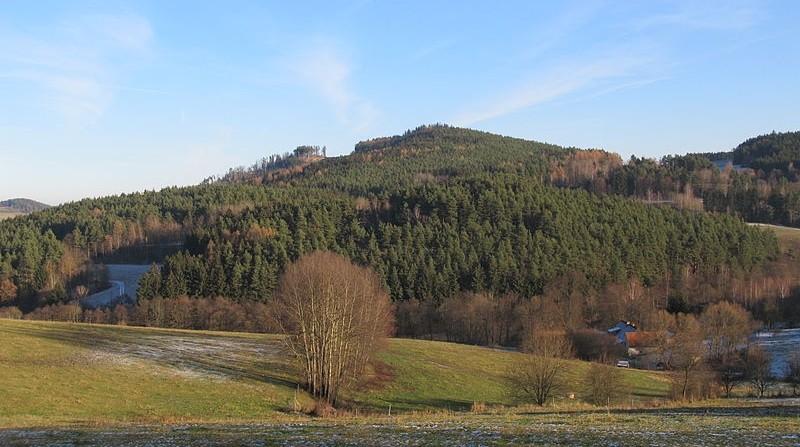 vrch venec