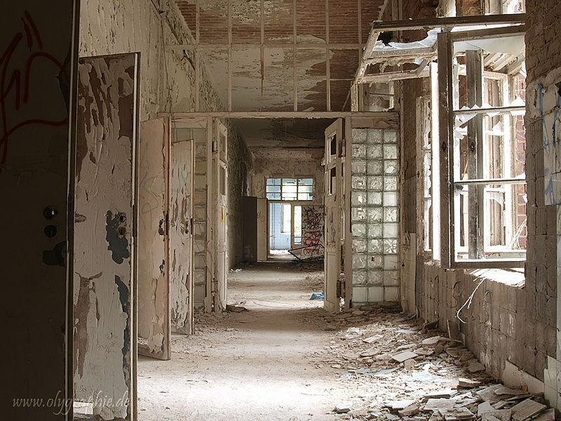 Beeelitz Heilstatten nemocnice