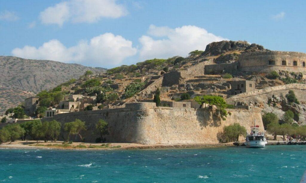 Spinalonga pevnost