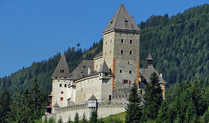 hrad Moosham