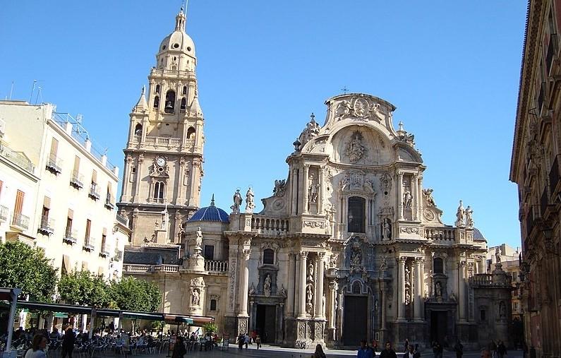 katedrala Murcia