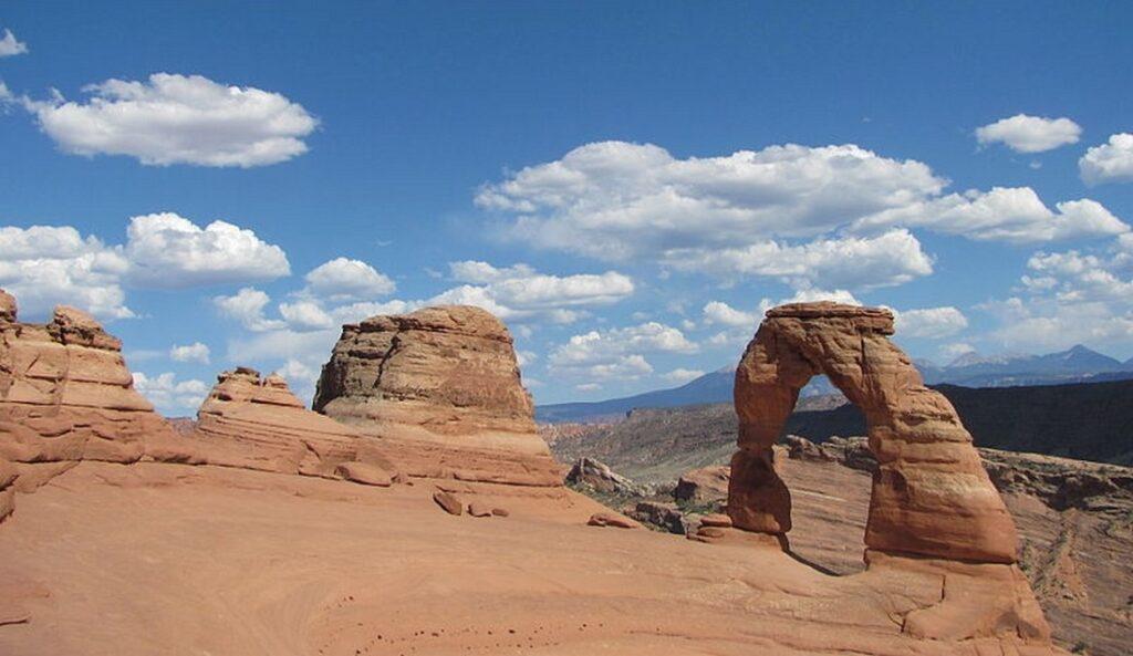 park arches Delicate Arch