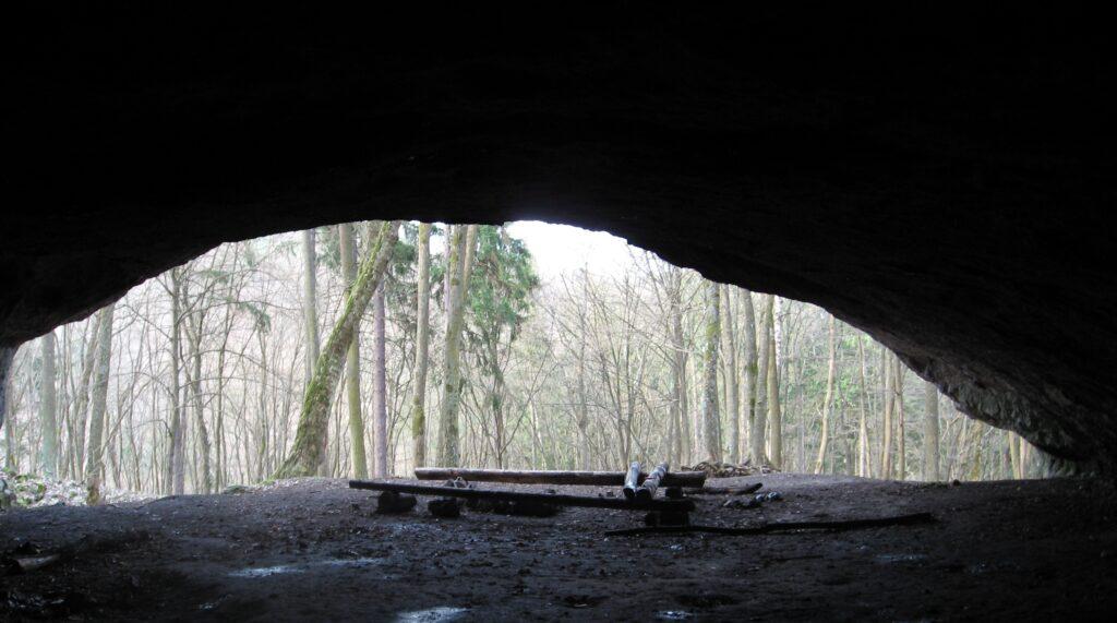 pekarna jeskyne