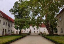 trebon zamek