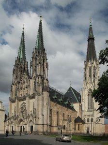 Olomouc Katedrala Sv. Vaclava
