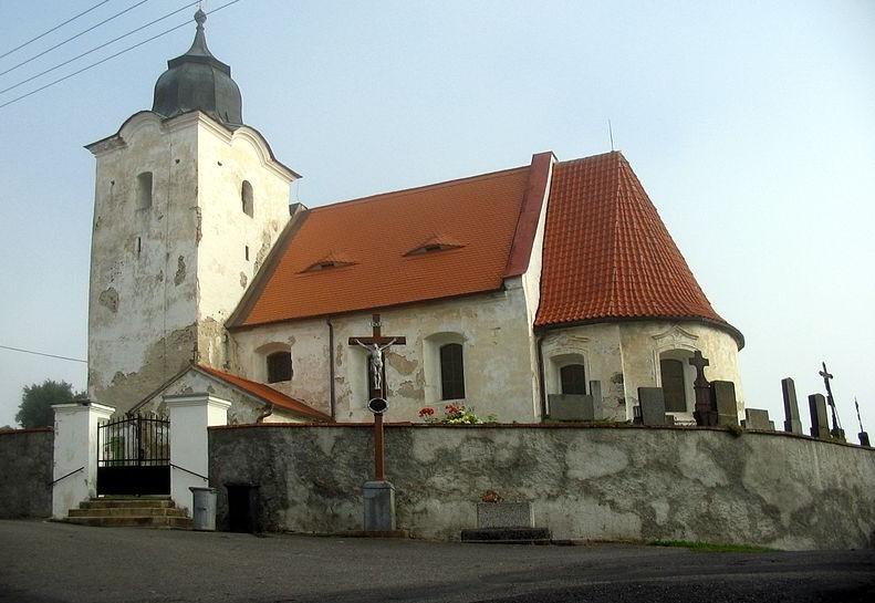 bukovnik kostel