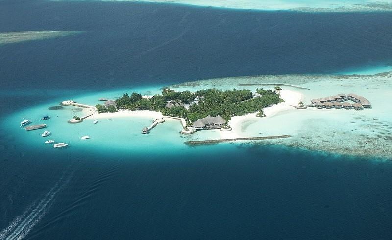 maledivy ostrovy