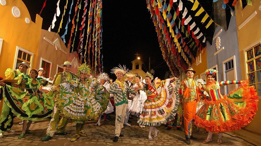 karneval brazilie