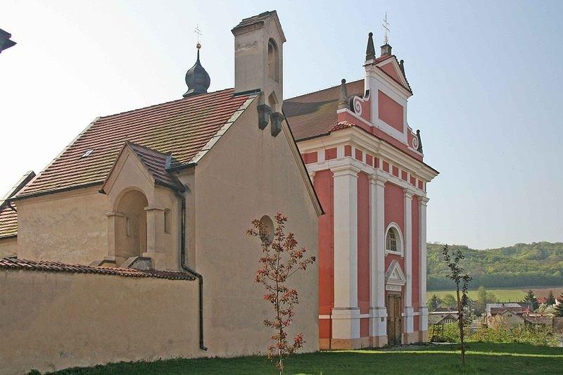 kostel Svate Kateriny