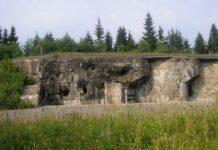 pevnost hanicka