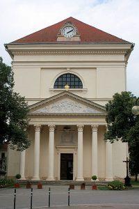 Kostel Vzkriseni Pane Slavkov u Brna