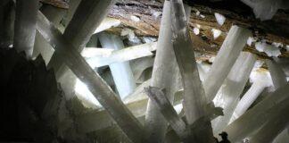 jeskyne krystalu