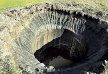 sibir krater