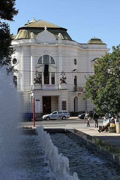 Severoceske divadlo opery a baletu