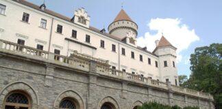 konopiste zamek