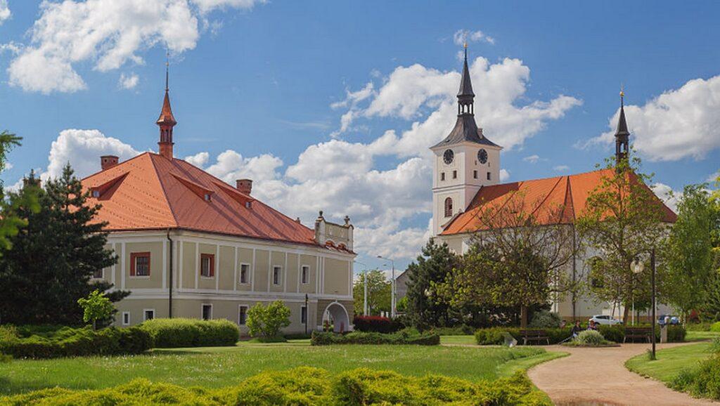 Radnice v Bohdanci