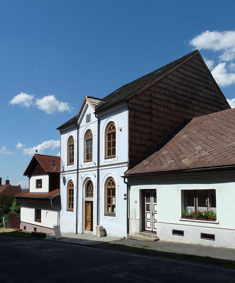 Synagoga Hartmanice