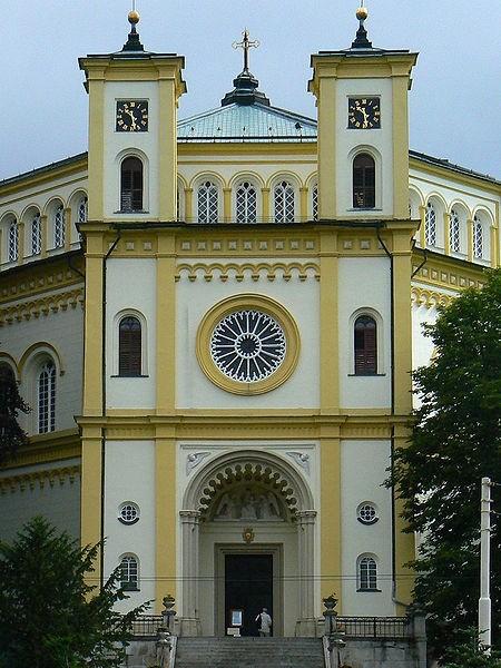 kostel nanebevz p marie