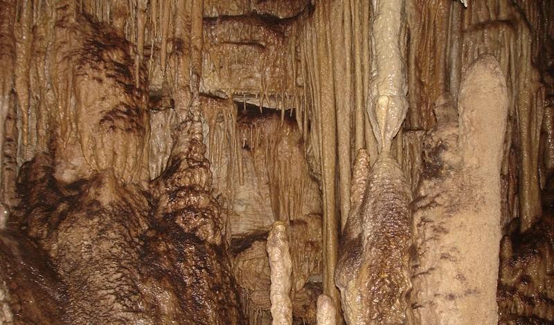 mamuti jeskyne