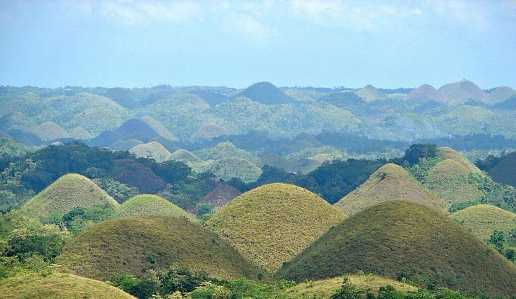 ostrov Bohol