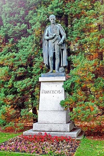pomnik cisare Frantiska