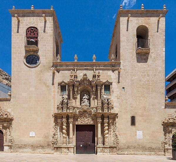 Basilica de Santa Maria