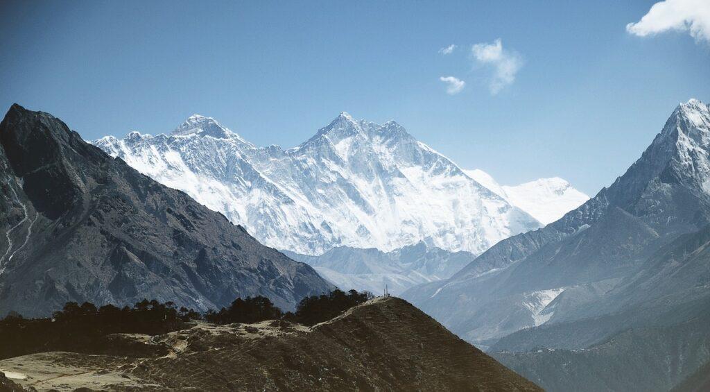 himalaje hory