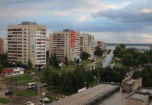 Ozersk Broadway