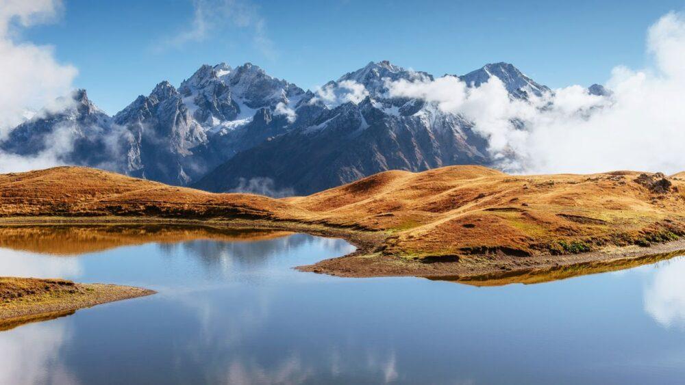 Jezero-Koruldi-Kavkaz