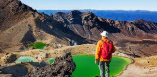 Jezero-Tongariro